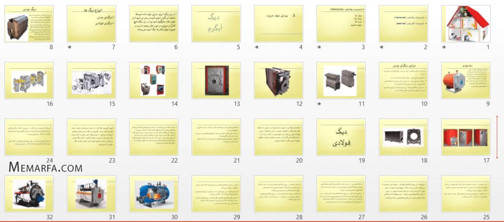 پروژه تاسیسات الکتریکی و مکانیکی ساختمان (۱)